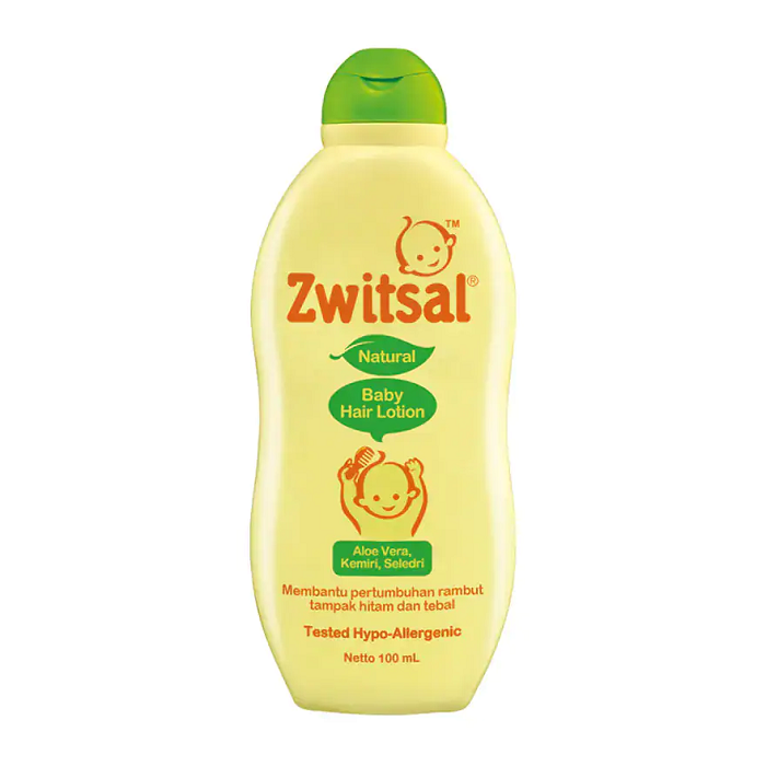 ZWITSAL HAIR LOTION NATURAL 100ML