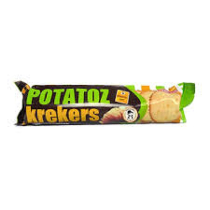 Khong Guan Potatoz Krekers 150gr