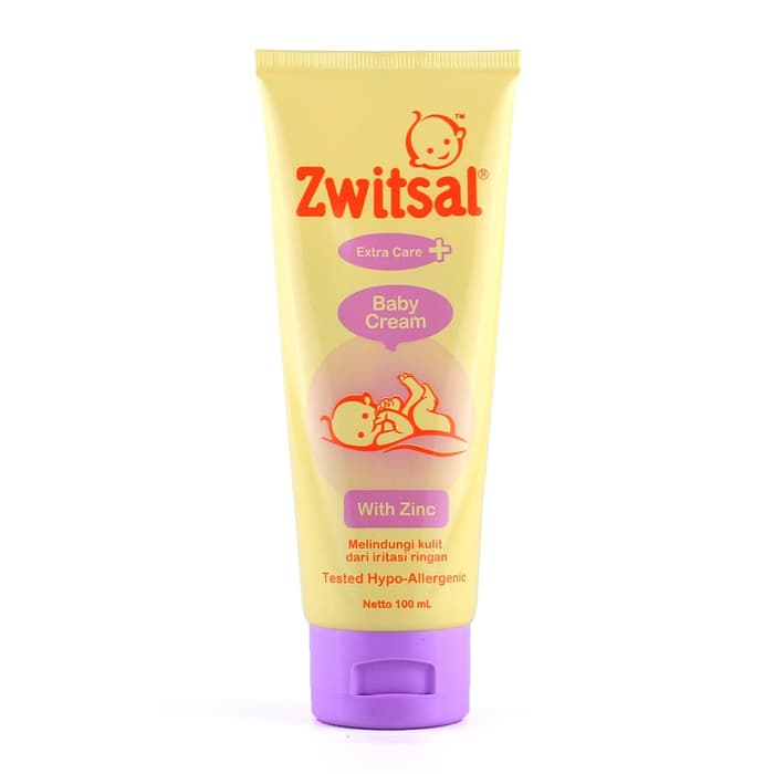 ZWITSAL BABY CREAM ZINC TUB 100ML