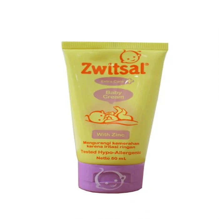 ZWITSAL BABY CREAM ZINC TUB 50ML