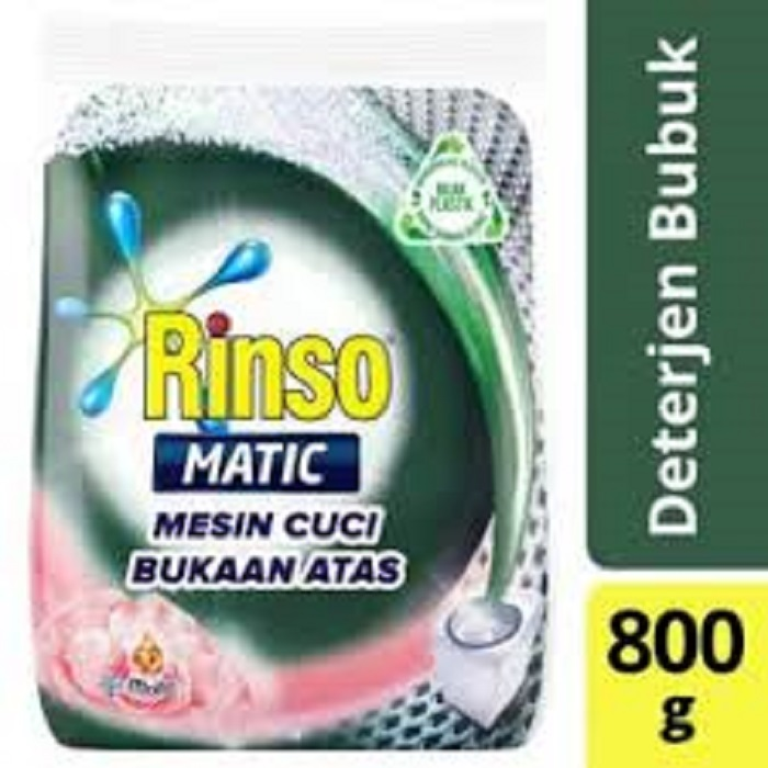 Rinso Matic Top Load 800gr