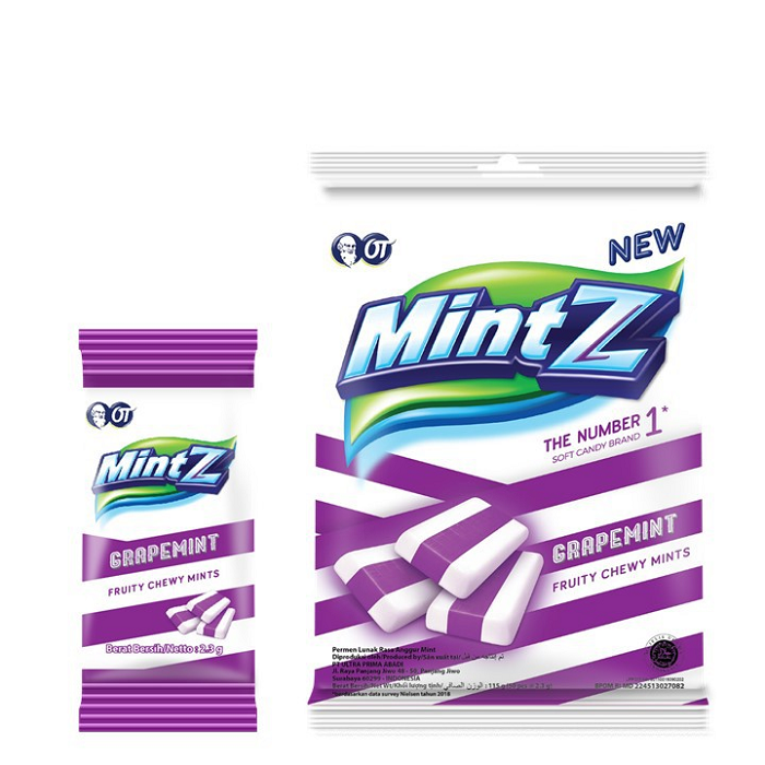 MINTZ PERMEN GRAPE MINT 115gr