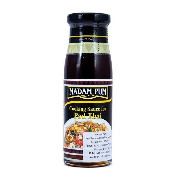 COOKING SAUCE FOR PAD THAI / SAUS BUMBU 185ml
