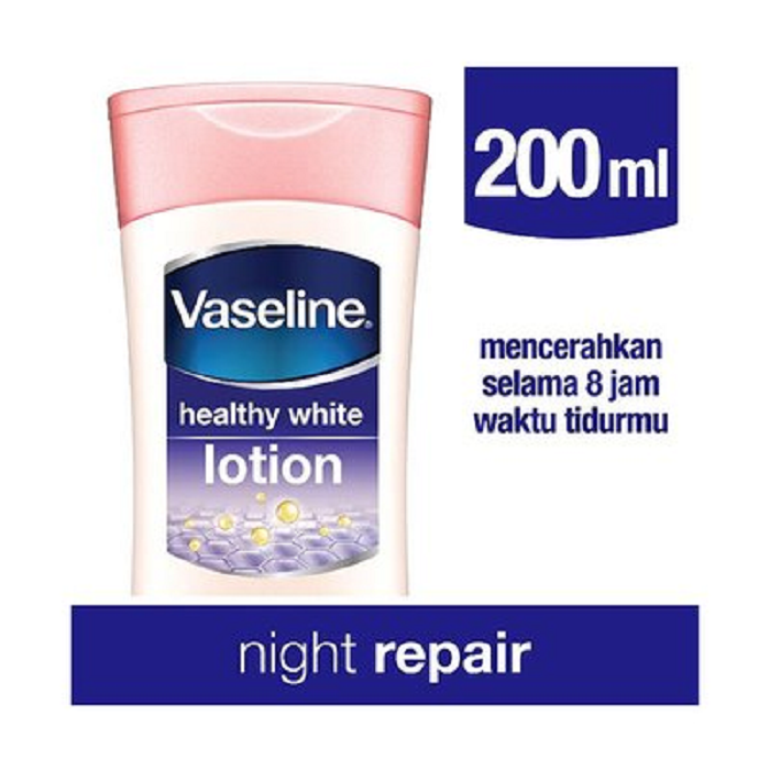 VASELINE LOTION Healthy White Night Repair 200ML