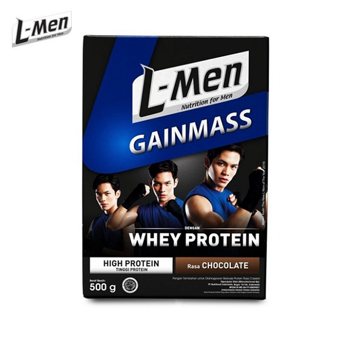 L-Men GAIN MASS CHOCOLATE 500G