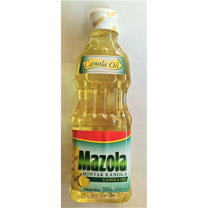MAZOLA OIL CANOLA 450ML