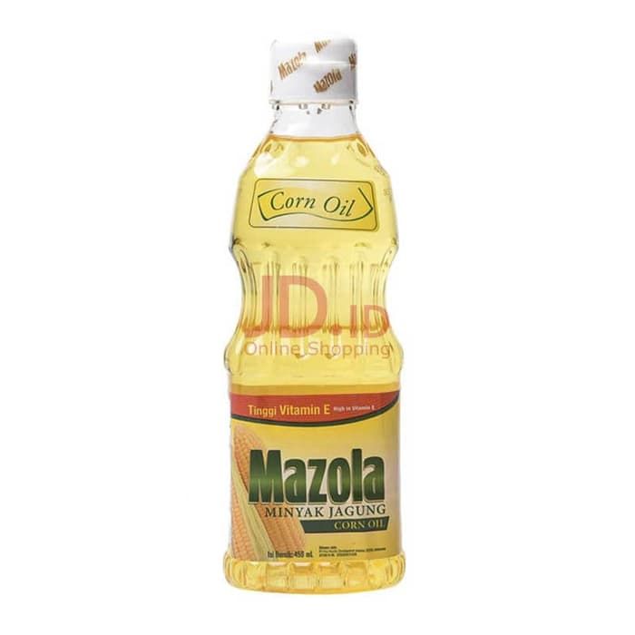 MAZOLA OIL CORN 450ML
