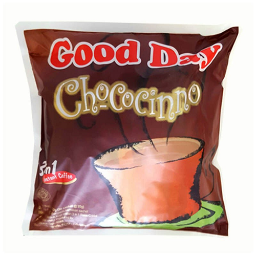 Good Day Chococinno Instant Coffee ISI 50 Sachet