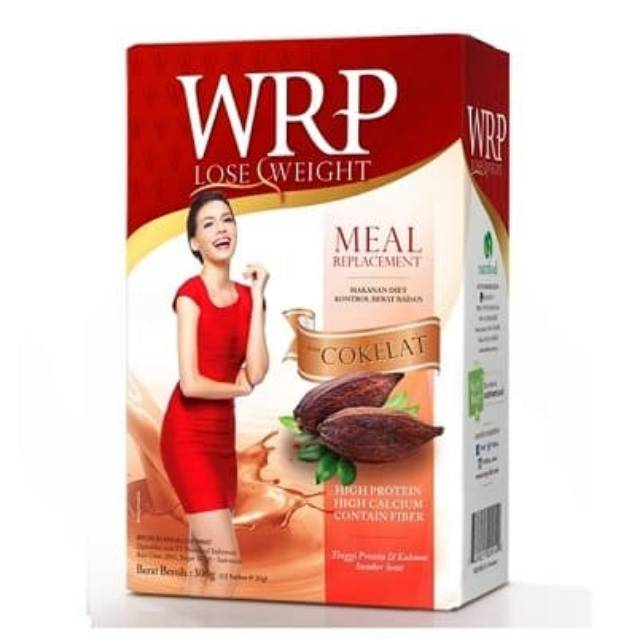 WRP LOSE WEIGHT CHOCOLATE 400G