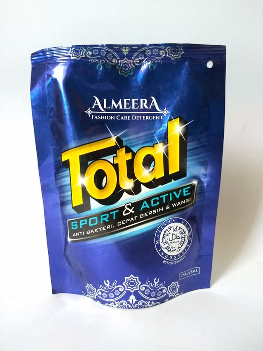 TOTAL ALMEERA DETERGEN CAIR 225ML
