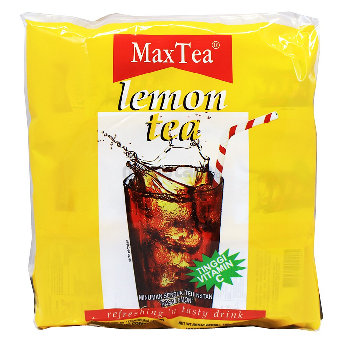 MAX Lemon Tea ISI 30 Sachet