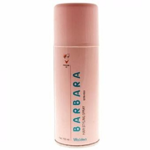 Barbara Walden Hair Styling Spray Extra Hold 150ml - A
