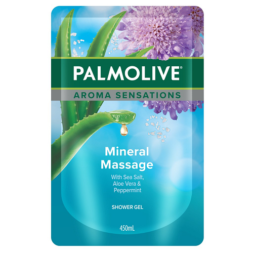 Palmolive Naturals Shower Gel Mineral Massage 450ml