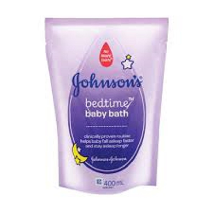 Johnson Bedtime Baby Bath 400ml