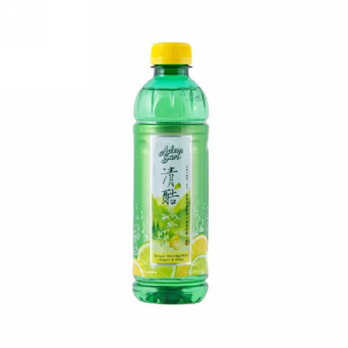 Adem Sari Herbal ChingKu Rasa LEMON 350ml BOTOL