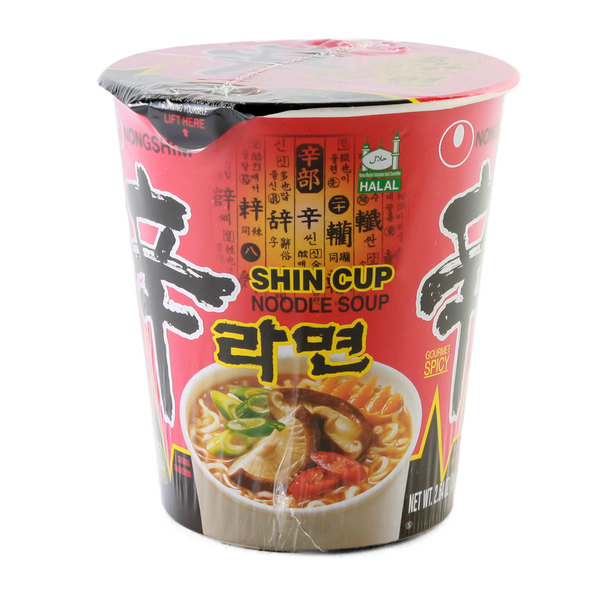SHINCUP GOURMET SPICY 70G