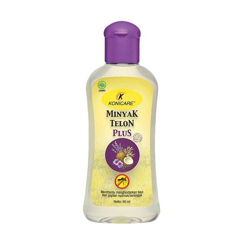 Konicare Minyak Telon Plus 60ml - A