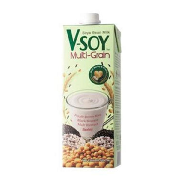 VSOY MULTI GRAIN UHT 1000ML