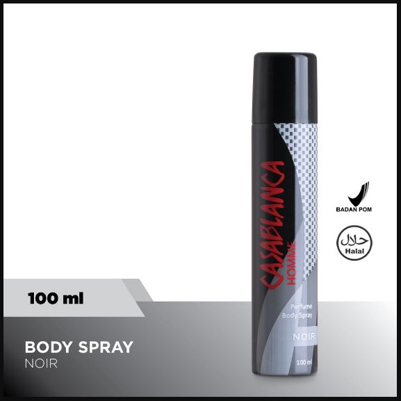 Casablanca Body Spray 100ml Homme All Variant