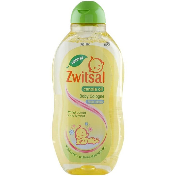 ZWITSAL BABY CANOLA OIL COLOGNE FRESH FLORAL 100ML