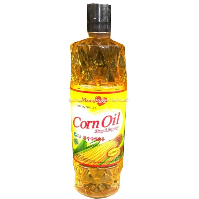 MAMASUKA CORN OIL 900ML