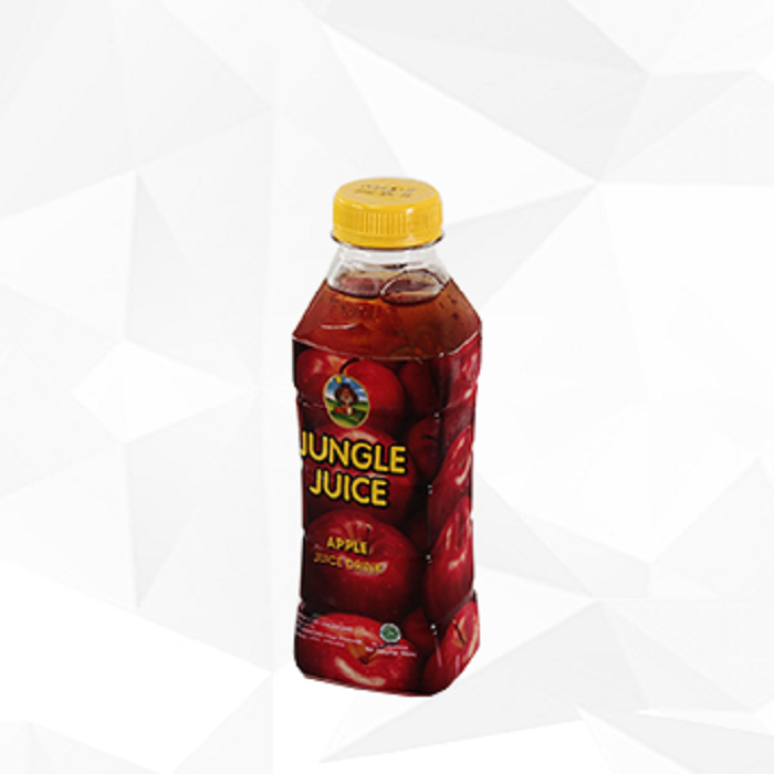 JUNGLE JUICE APPLE 500ML