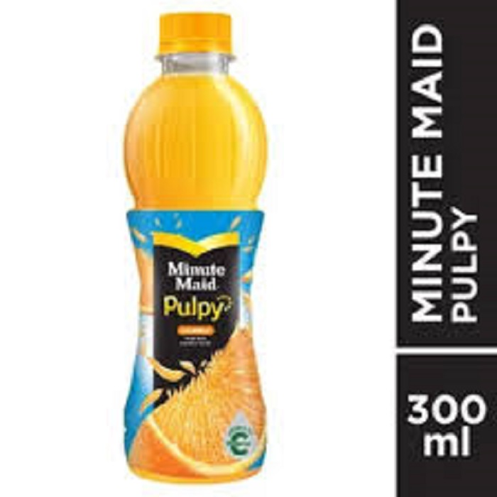 Minute Maid Pulpy Orange 300ml