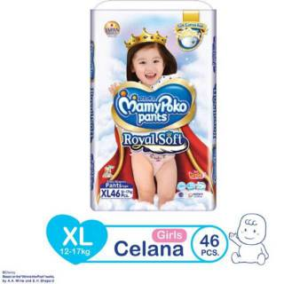 MAMYPOKO ROYAL SOFT GIRL SIZE XL ISI 46