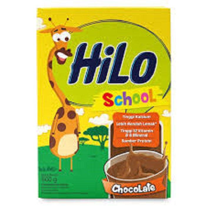 Hilo School Chocolate 500gr