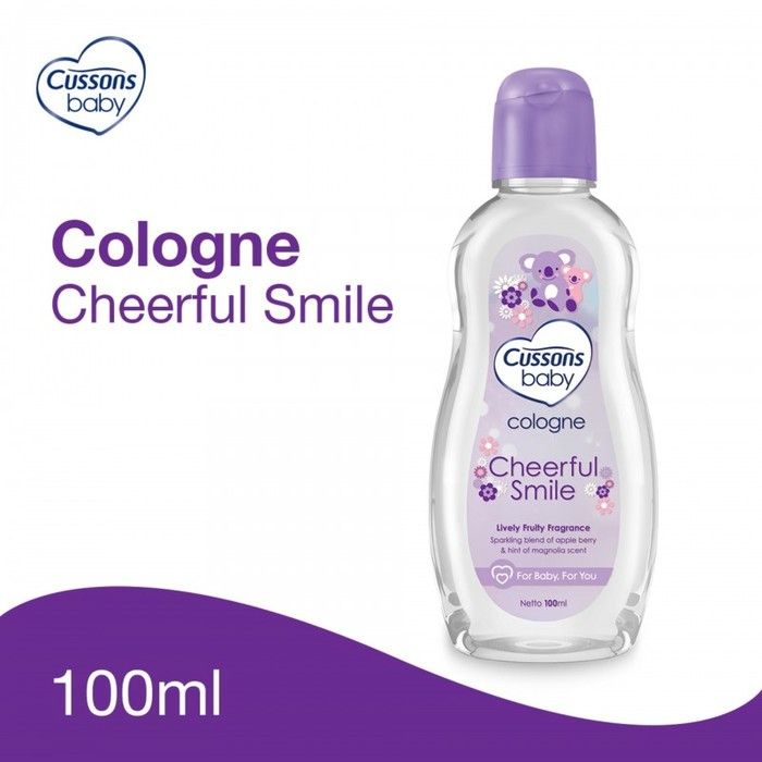 CUSSON BABY COLOGNE CHEERFUL SMILE 100ML