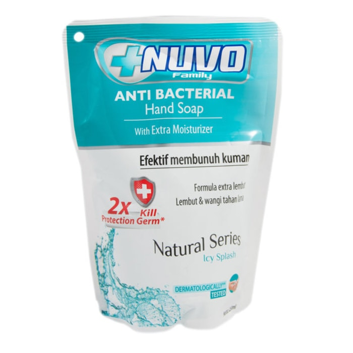 NUVO HAND SHOP 250ml ICY SPLASH