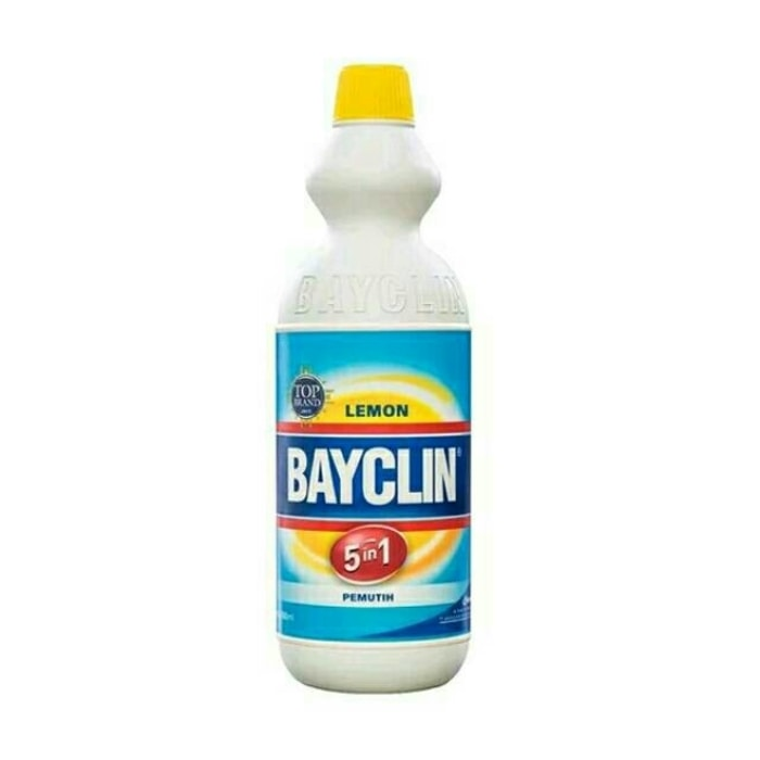 BAYCLIN PEMUTIH 500ml LEMON