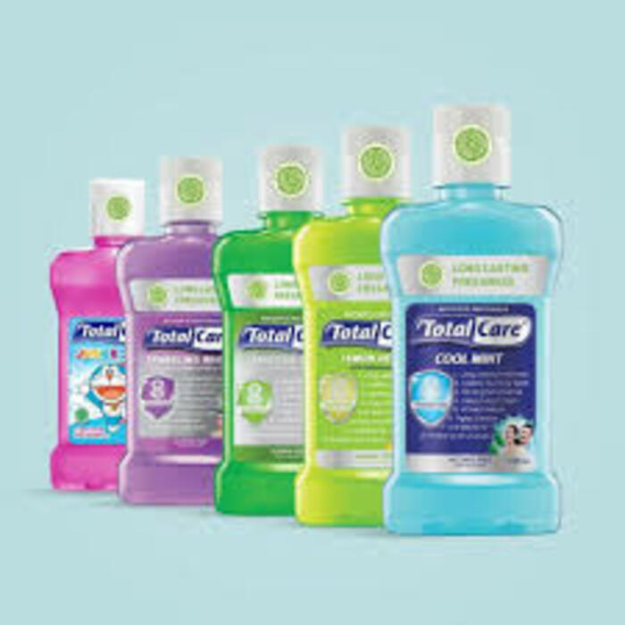 TOTAL CARE MOUTH WASH  100ML