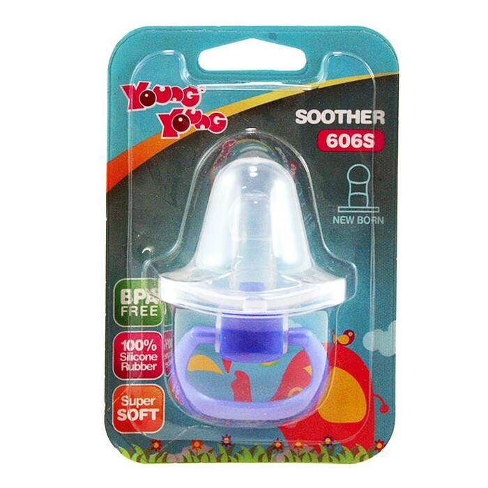 Young Young Empeng Soother BPA Free - A