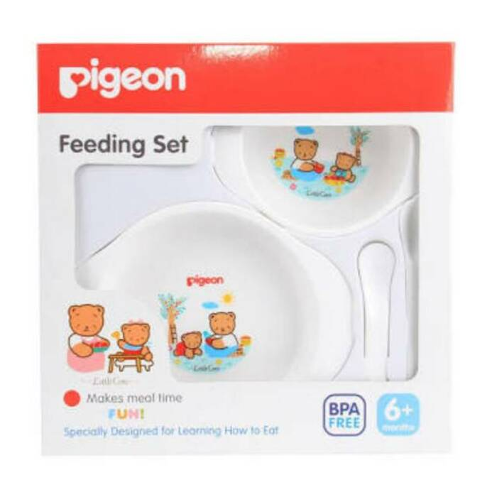 PIGEON  FEEDING SET MINI 03327