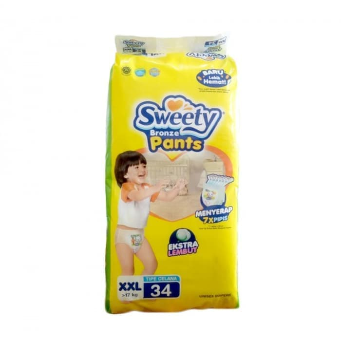 SWEETY BRONZE XXL-34