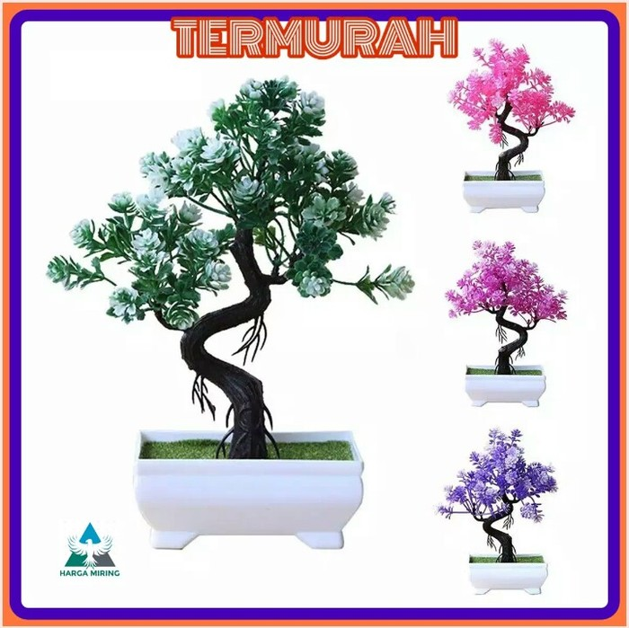 Bunga hias bonsai